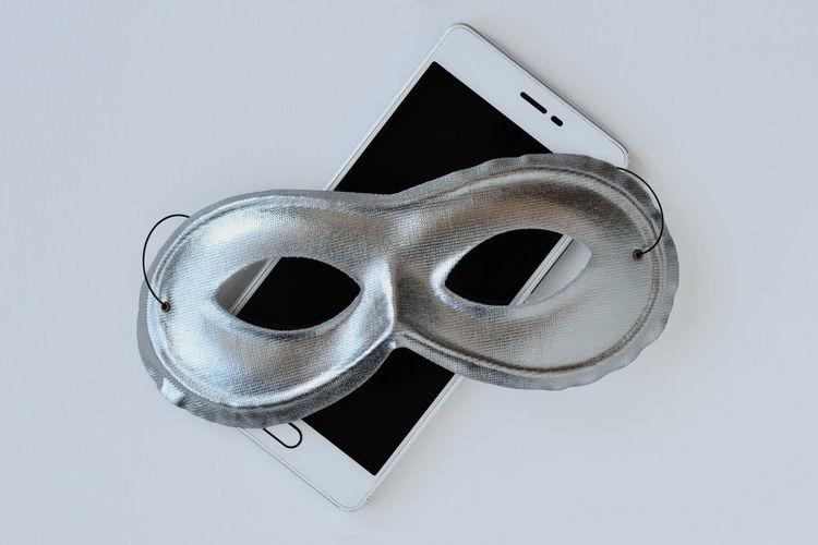 Mask on mobile