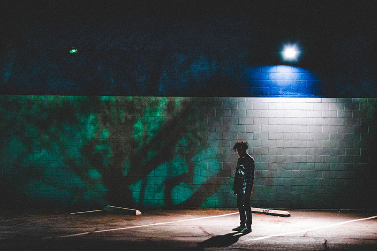 | R E H A B | KiaIV Streetphotography Blur Trees Vans Metallica Streetwear Fashion Blue Green