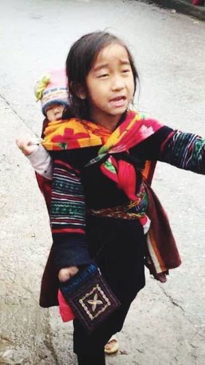Hmong Child One