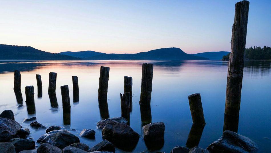 Högakusten Ångermanland Sweden Seascape Landscape