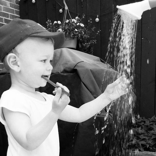 Bnw Water Cutekids Kidsofinstagram