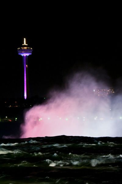 Niagra Falls Photography Experimental Colors Mist Check This Out