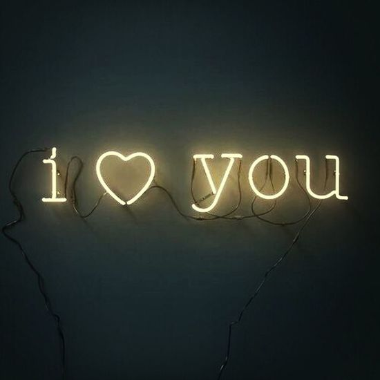 I Love You ❤ Love ♥ Just You And Me ♡♡