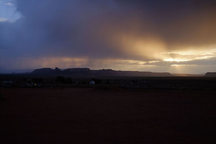 Night Outdoors Dark Scenics Travel Destinations Cloud - Sky No People Sky Nature Beauty In Nature Water Navajo Nation Navajo Land Monumentvalley Utah Sky Utah Desert Sunset And Clouds  Sunsets Finding New Frontiers