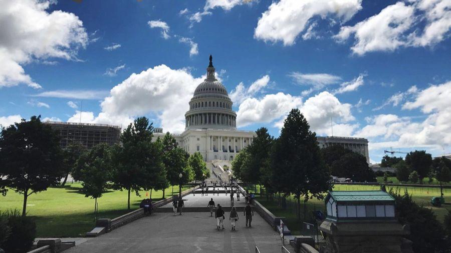 D.C. Is my favorite Architecture Built Structure Sky D.C. Thecapitol