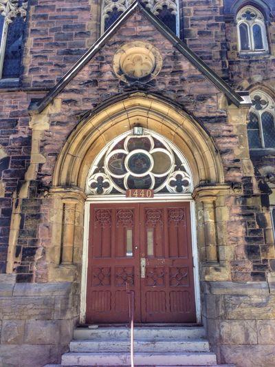 Streetphotography Art Montreal, Canada Photographer Photography EyeEm Gallery Art Visual  MTL EyeEm Street Photography Porche Porte Door Church Eglise
