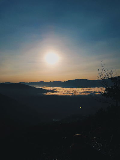 The Week On EyeEm Kiltepan View Point Sunrise Nature Beauty In Nature Outdoors