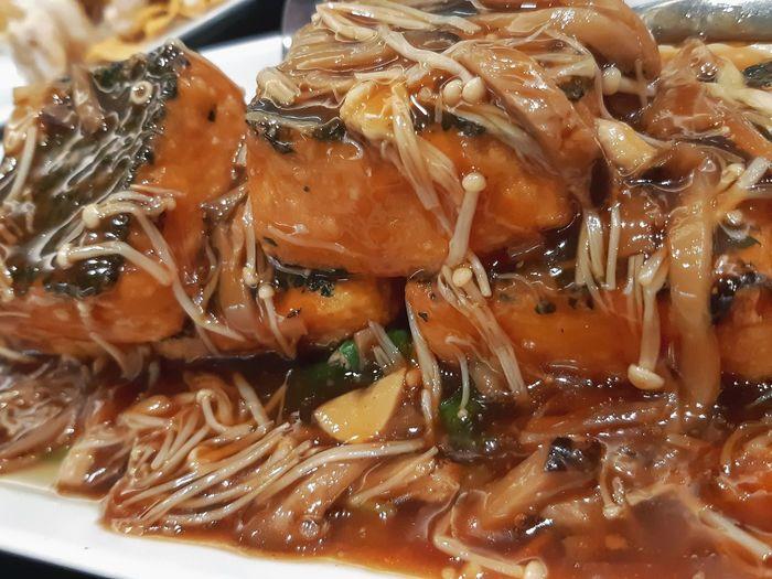 Tofu with