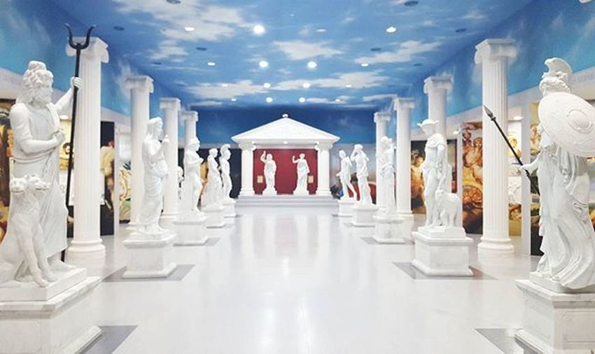 Greek gods & goddesses 🙅🙅🙅Shirik2x