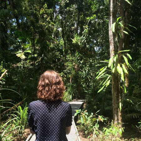 Exploring Rainforest Nature