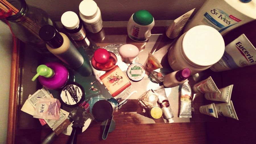 EyeEm Selects High Angle View Table Indoors  Still Life Variation No People Large Group Of Objects Day Close-up