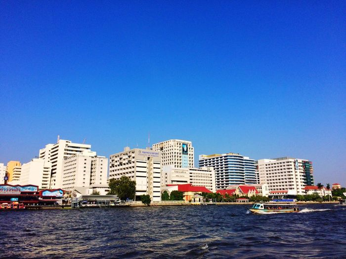 siriraj hospital at chaopraya riverside Hospital Siriraj Siriraj Hospital Landscape River Riverside Chaopraya River Chaopraya Tower Building Architecture Architecture Building Exterior Built Structure Clear Sky Blue Skyscraper Waterfront Water Day City Outdoors Cityscape Nature