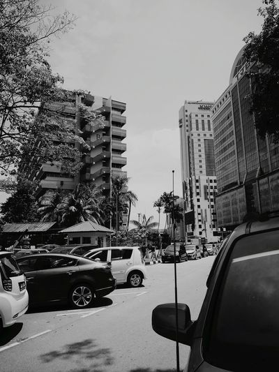 Mode Of Transport City Street Outdoors Skyscraper