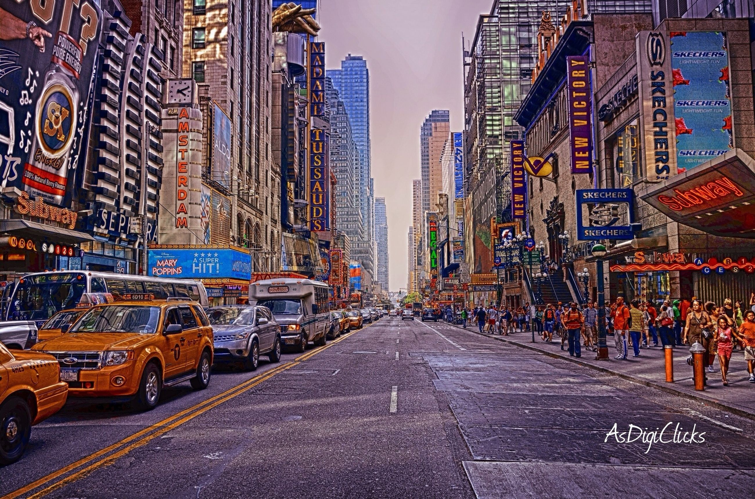 building exterior, architecture, built structure, city, the way forward, street, transportation, diminishing perspective, road, vanishing point, sky, road marking, city life, building, outdoors, empty, city street, residential building, incidental people, cityscape