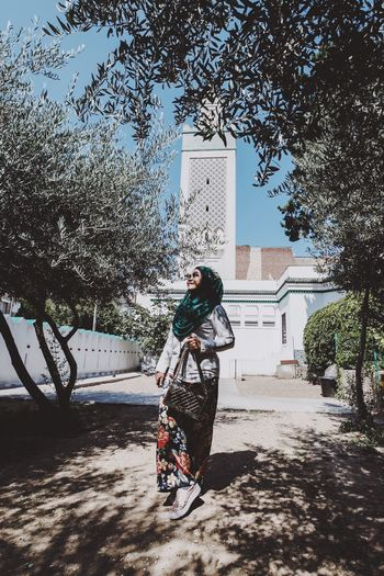 shadow and girl Old Buildings Shadow Posing Women Islamic Art Islamic Architecture Malaysia Hijab Mosque Islamic People Lifestyles Sunlight Outdoors Women Building Nature Casual Clothing Leisure Activity Child Childhood Boys Males