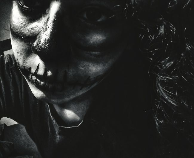 Halloween Horror Nights Horror Photography Halloween Blanckandwhite Skull Face