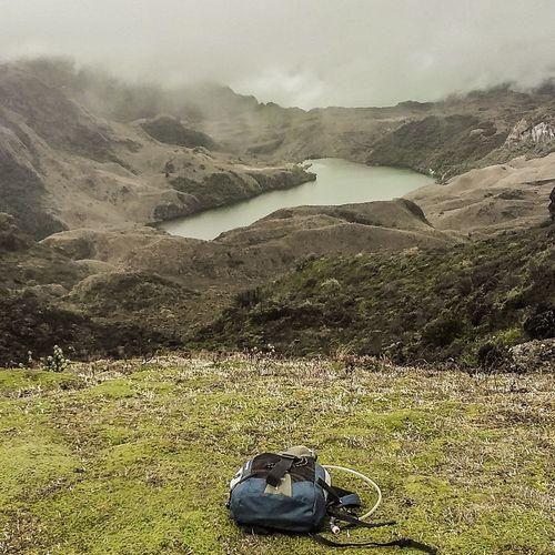 Trail laguna de Sucus Papallacta - Ecuador Enjoying Life First Eyeem Photo