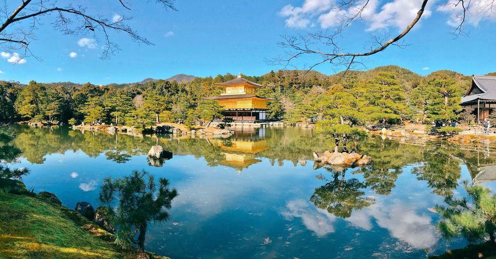 Kinkakuji Japan