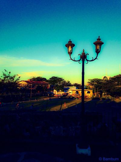 I will be your light @Fort San Pedro. Eyeem Philippines Shoot, Share, & Learn - EyeEm Cebu MeetUp Sunset Eye4photography