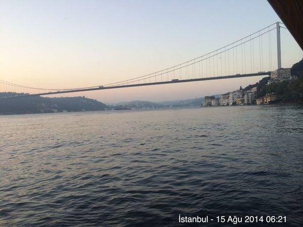 Istanbul - Bosphorus Tunç