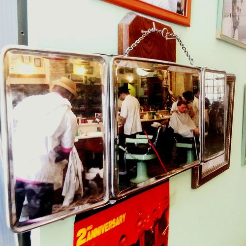 Barber Shop in Lisbon First Eyeem Photo