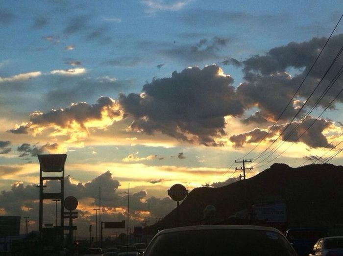 Beauty nature sky sunset