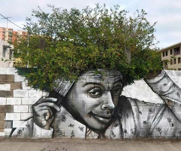 Check This Out Street Art Art, Drawing, Creativity Somethingnew