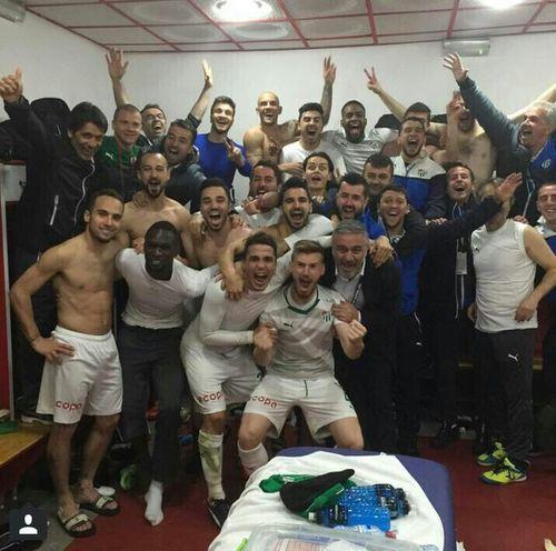 Victory Bursaspor Semifinal