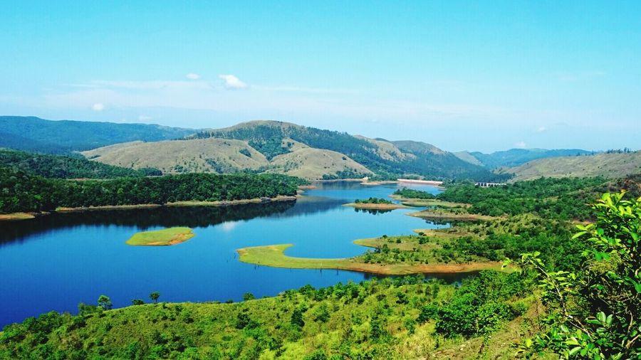 Blue Reflection Lake
