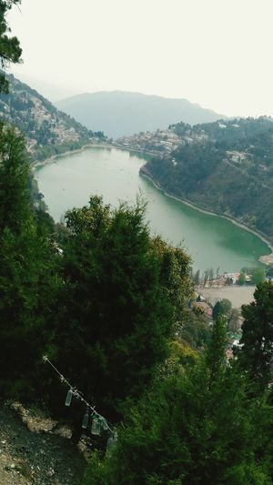 Nainital mango shaped NainiLake Hillstation Hills And Valleys Nature Mind Fresh Beautiful Day Super Cool!! Trip With Friends Perfect Click EyeEm Gallery Eye Em Best Shots Love To Take Photos ❤