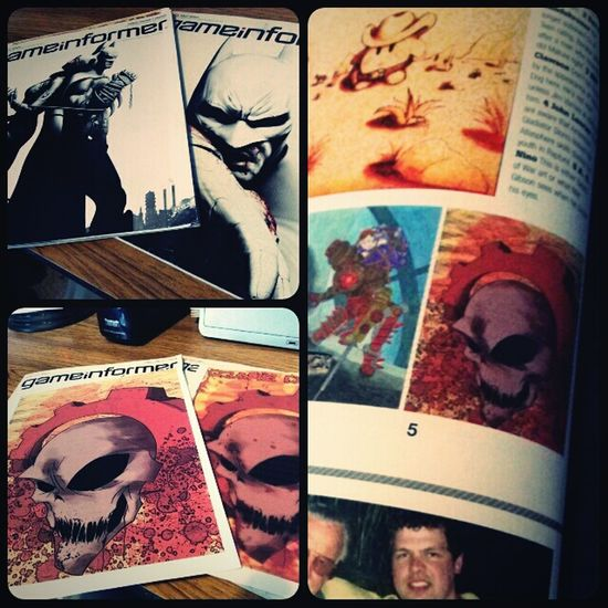 Published pic of GOW fanart. Issue 209 Sept. 2010 Gameinformermagazine Vyrus74 Check This Out Instagram Followforfollow Asn Illustration Art EyeEmbestshots Like