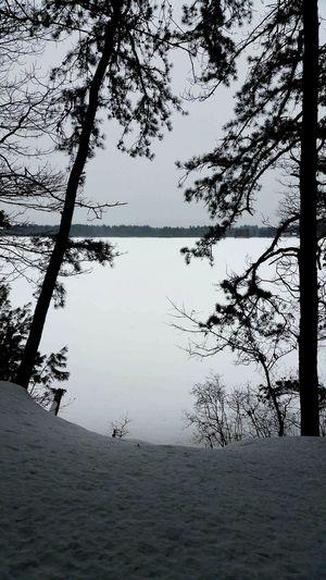 Winter In New England Massachusetts