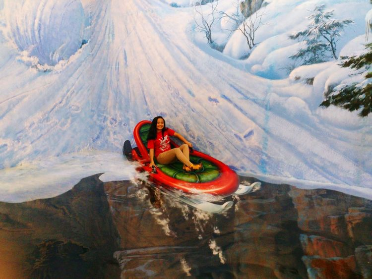 3D Painting in Art in Island. :) 3Dpainting Enjoying Life Creative