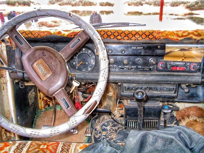 Sahara car