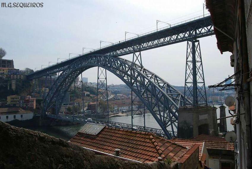 Puente de San Luiz I Oporto Portugal Portugal Oficial Fotos Colection EyeEm© EyeEm Best Shots Eye4photography