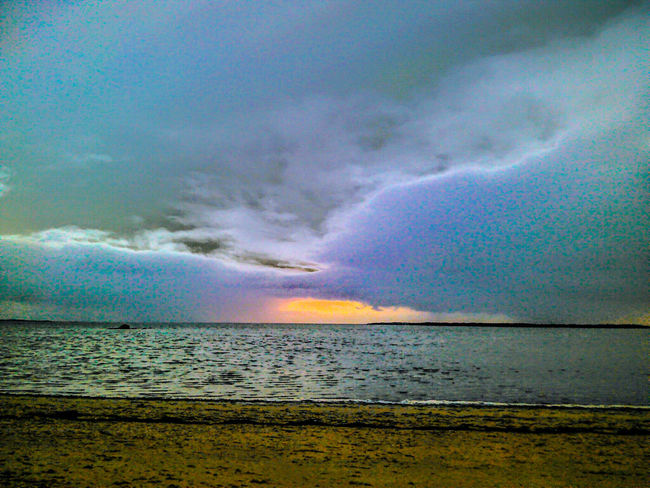 Sea Scenics Beauty In Nature Cloud - Sky Sky Beach Outdoors Nature Horizon Over Water No People Dramatic Sky Water Thunderstorm Milky Way Day Sunset_collection Eyeem Market Outdoors Photograpghy  Tranquil Scene Beauty In Nature Outside Photography Outdoor Dramatic Sky Sunset Low Angle View