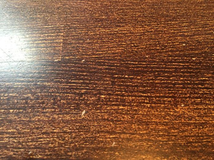 Full frame shot of table