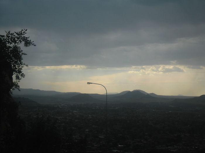 Shades of grey :P The Mountain Kingdom