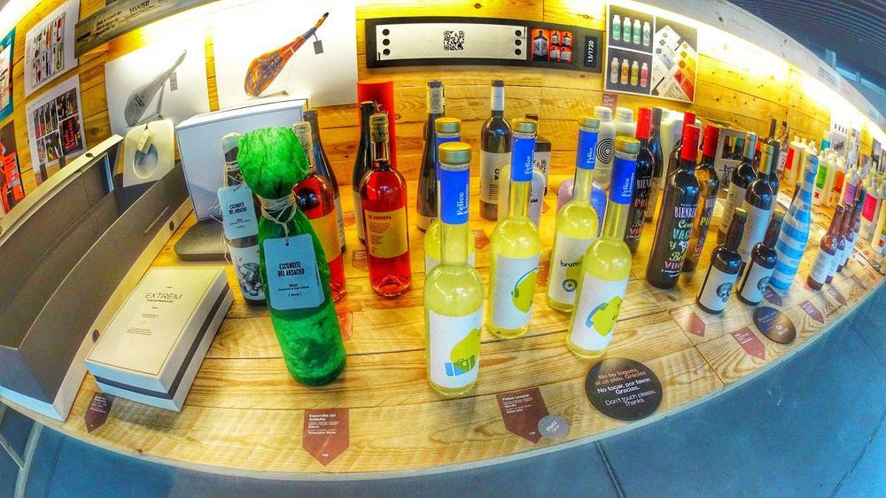 Bottles Botellas Garrafas