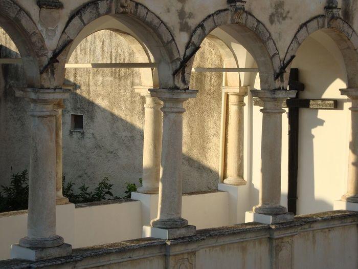Crocifisso di palazzo delli guanti History Manfredonia Palazzo Delli Guanti