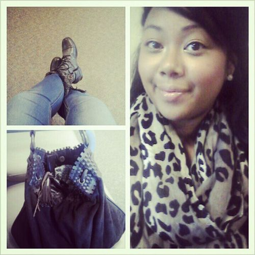 Accessories make the outfit :) Fallswag DoctorsOffice