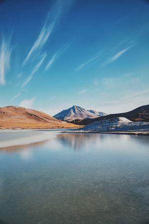 Atacama Atacama Desert Blue Chile Desert Lifestyle Lifestyles Travel Traveling