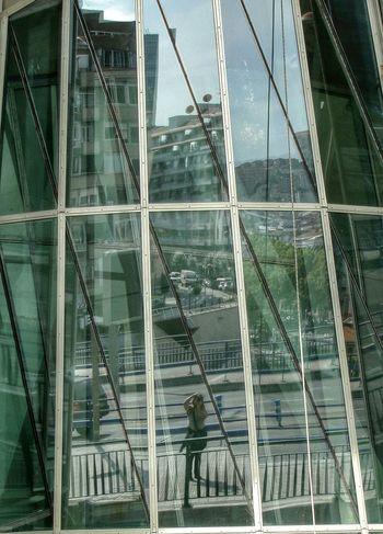 Me, My Camera And I Hace algunos años en Bilbao.📷 Taking Photos Streamzoofamily Somosfelices Urban Landscape Mypointofview