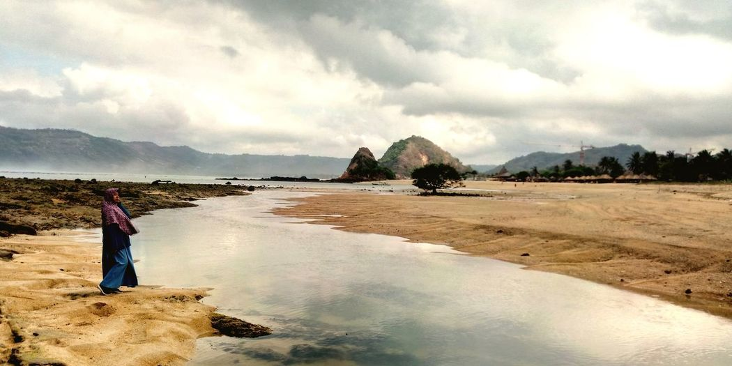 Water Tree Sand