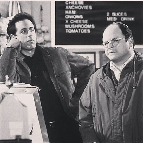 IT'S ABOUT NOTHING. ONE WORD: NOTHING!! Seinfeld