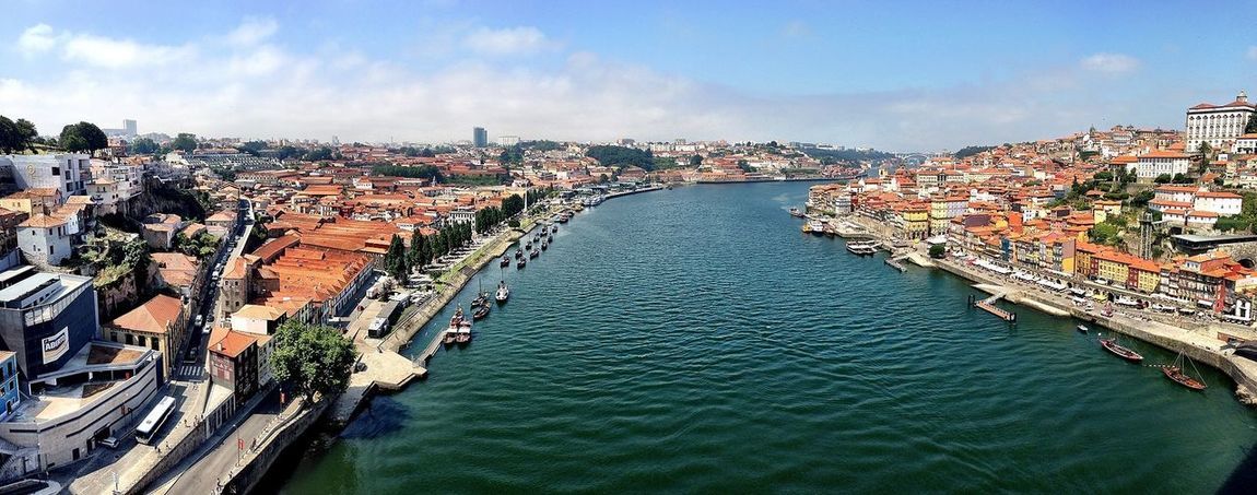The most beautiful city of the world EyeEm Porto Landscape Cityscapes Amazing View