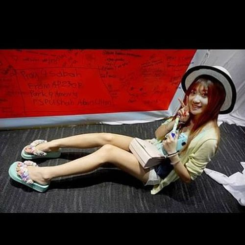 miss Snow from Beijing S2S Photo Exhibition gateway@klia2 Senihalimunan Camouflageart Tonymdy Safirahrashid S2S