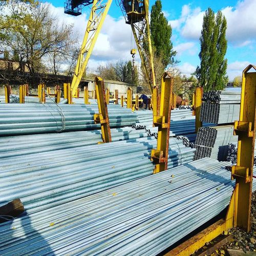 Трубы, стальные, оцинкованные, Бекас Metal Industry Pipe - Tube Tube бекас Industry