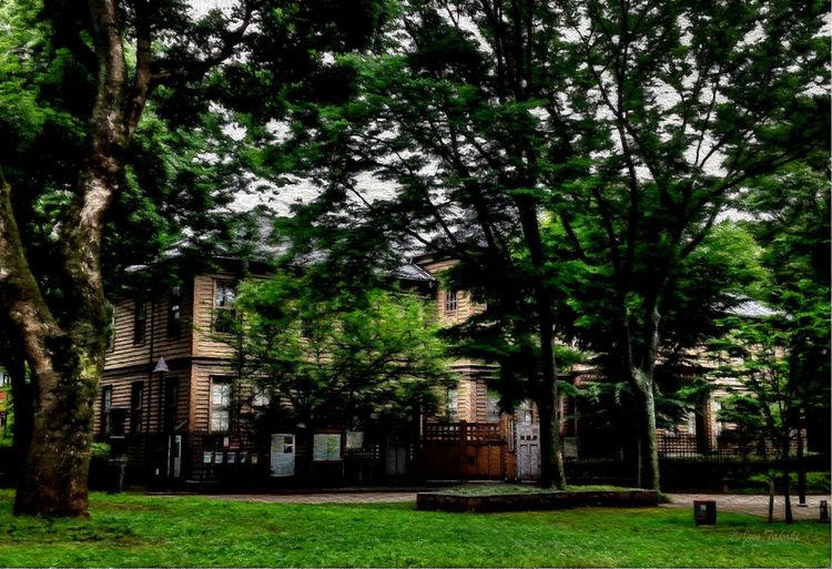 Ueno Park Tokyo,Japan 上野奏楽堂 Landscape_Collection Park