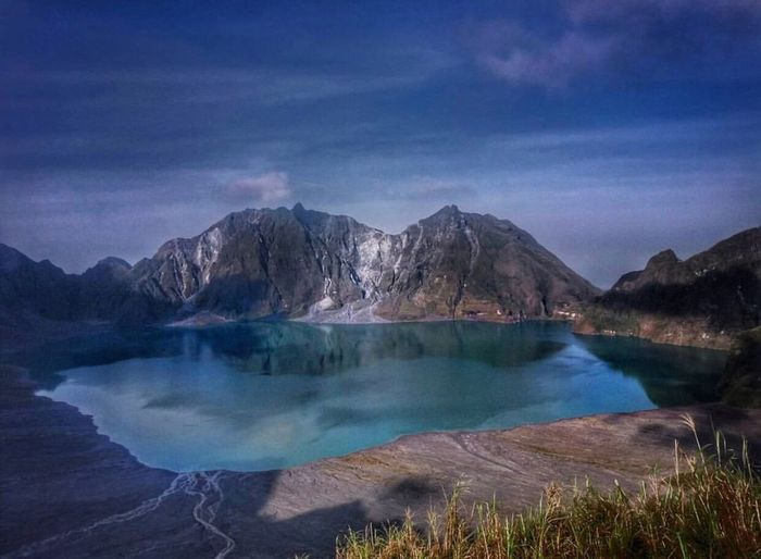 Pinatubo crater after the eruption in 1991. Photography Exploring Living Life Scenery Wonderful Place Wander Wonderland Wanderlust EyeEm Nature Lover Outdoors Mountain Hiking Mountaineering Mountain Peak Mountainscape Mountain View Mountain Nature Climbing Wonder